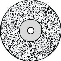Flex 75 Diamond Disc, 190mm, Double Sided