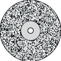 Flex 75 Diamond Disc, 220mm, Double Sided
