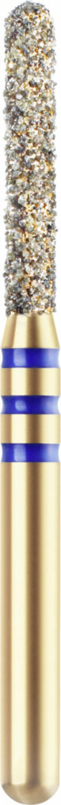 Round End Cylinder Z-Rex Diamond Burs 14-8mm
