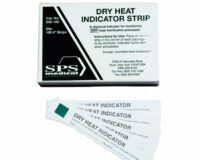 dry heat disinfection process indicator strips pack of 100