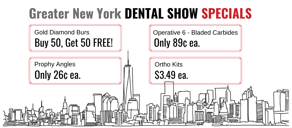 Greater NY Dental Meeting Virtual Specials Online