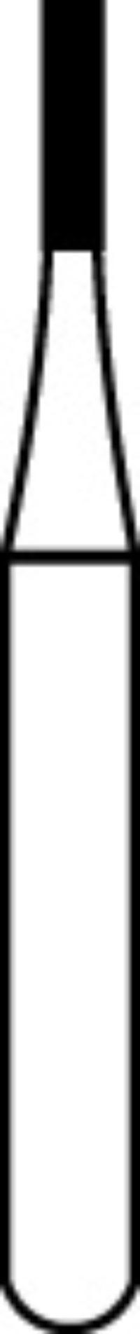 57 Cylinder Flat End Carbide