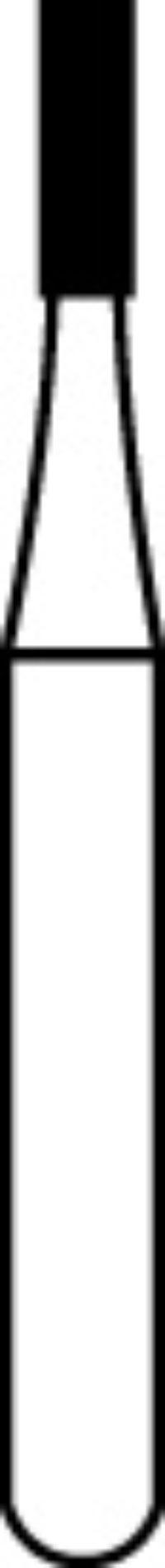 558 Cylinder Flat End Carbide
