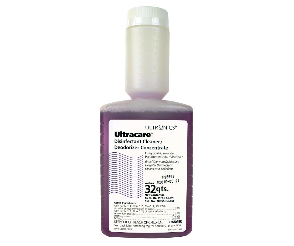 powerful disinfectant for coronavirus
