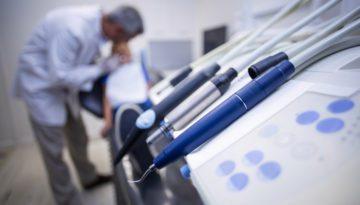 dental tool handpiece maintenance