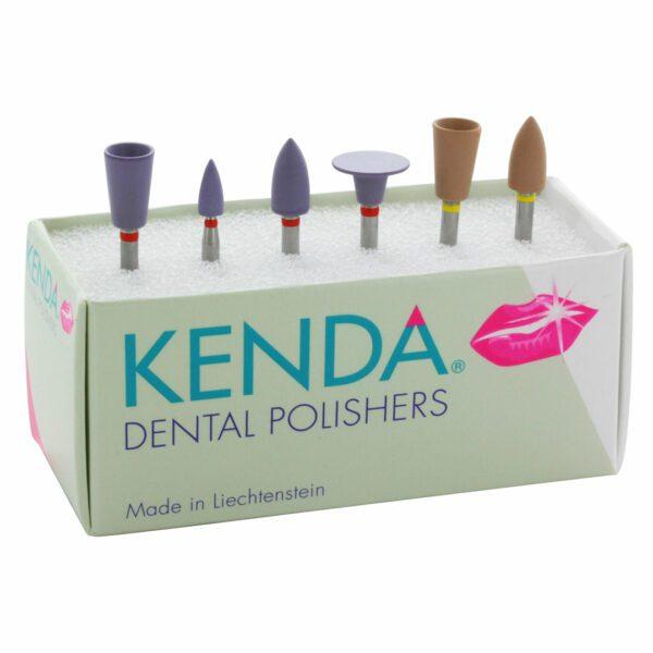 kenda nobilis unicus dental polisher assortment